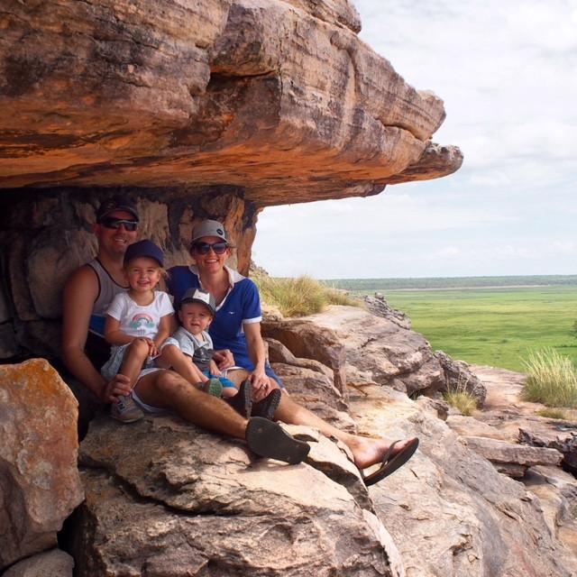 Kakadu with kids - family friendly Kakadu.