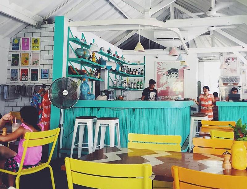 Sea Circus Cafe in Seminyak, Bali