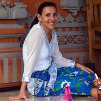 Eliza McCann, author of My Awesome Bali Adventure Journal