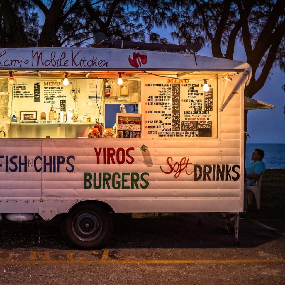 Harrys Mobile Kitchen, Darwin