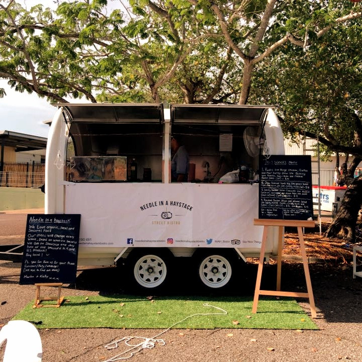 Needle in  Haystack - Darwin Food Truck 2019
