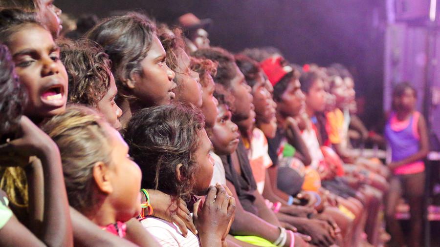Barunga Festival with Kids