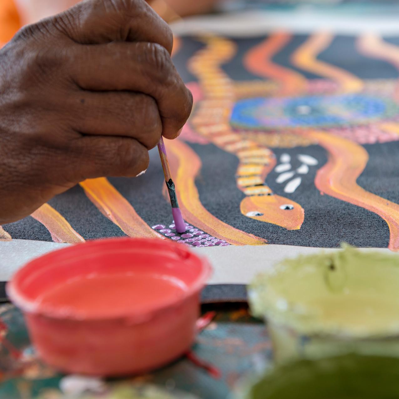 Maruku Arts Experience
