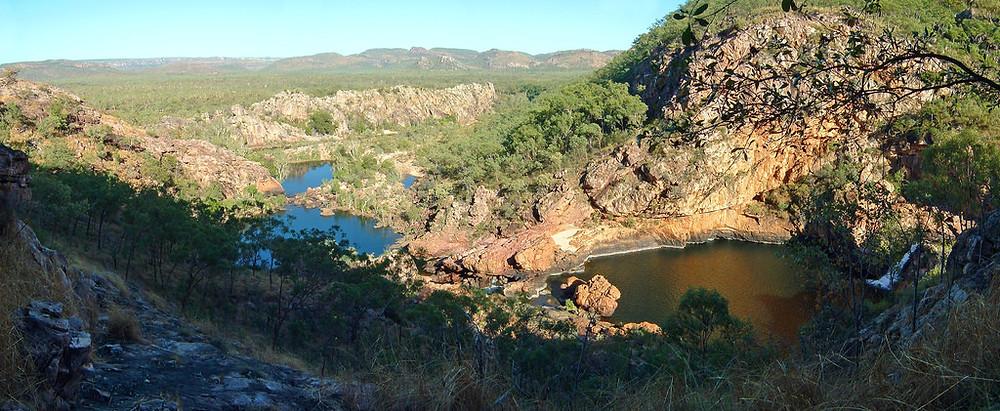 Family friendly Kakadu - Koolpin Gorge, Kakadu National Park (Rebecca Mc Intyre Flickr CC)