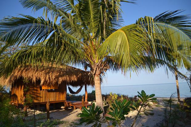 Beach front bungalow, Barrys Place, Atauro Island