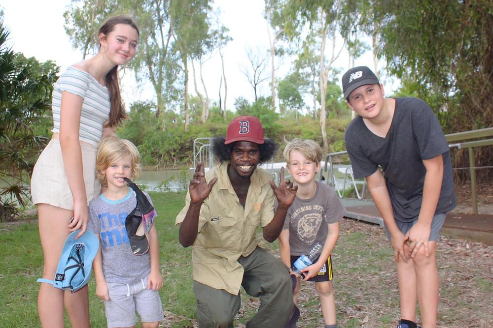 A Guide to Kakadu for families - Kakadu with Kids