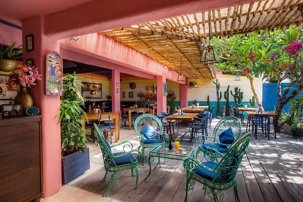 Lacalaca Mexican restaurant in Seminyak, Bali