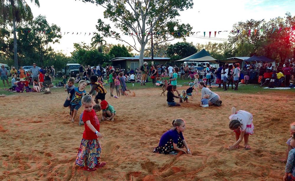 Barunga Aboriginal Festival