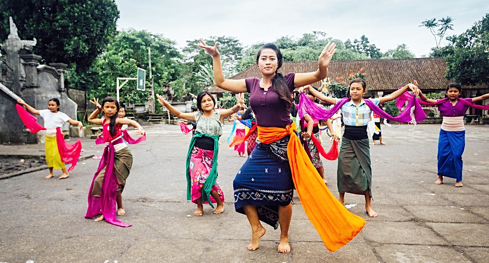Balinese Dance Classes