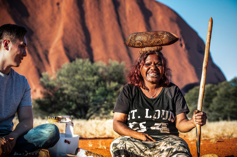 10 INCREDIBLE WAYS TO EXPERIENCE ULURU THAT DON'T INVOLVE CLIMBING
