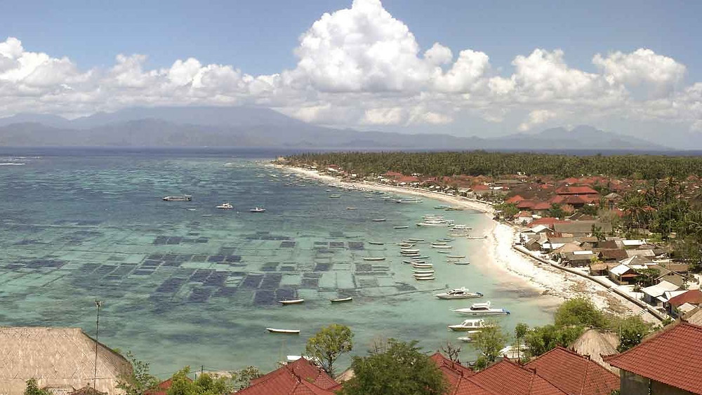 Nusa Lemongan Island, Bali