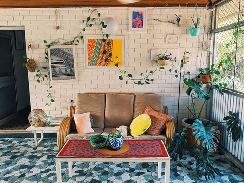 REVIEW: ARTY & KID-FRIENDLY AIRBNB, KATHERINE