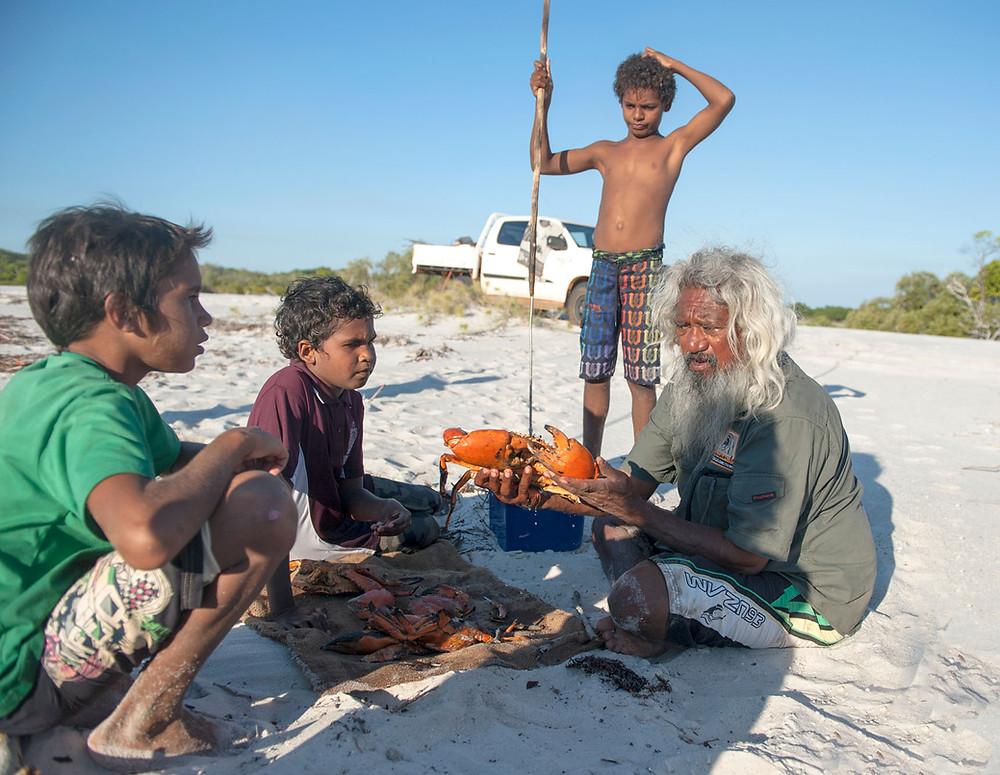 Tagalong Aboriginal Cultural Tours - Dampier Peninsula