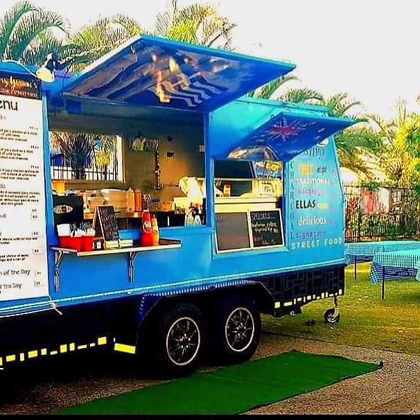 Yummy Yianni - Food Truck Darwin 2019