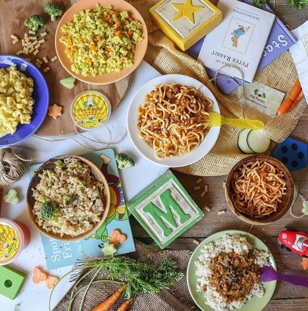 Toddler and Kids Meals
