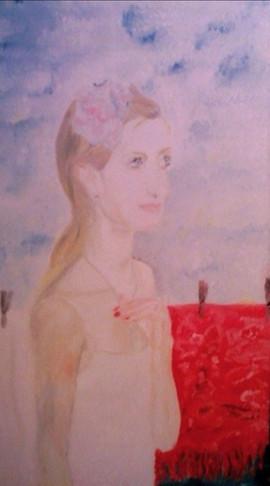 Jenya, 40x60 cm., 2009