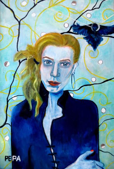 Lili I, 40x60 cm., 2013