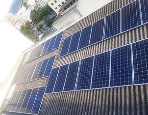 Sistema Fotovoltaico Condomínio Rio de Janeiro