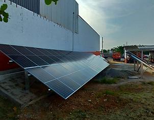Sistema Fotovoltaico Campo Grande, RJ