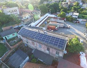 Sistema Fotovoltaico Barra Mansa, RJ