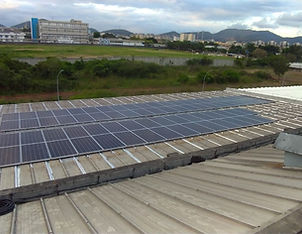 Sistema Fotovoltaico Taquara, RJ