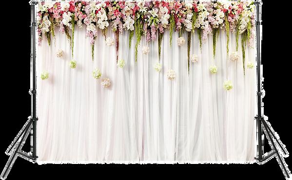 Fotobox Hintergrund Hochzeit