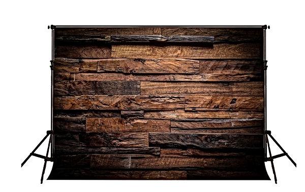 Fotobox Hintergrund Holzwand