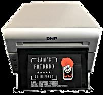 Drucker Fotobox Fotobooth