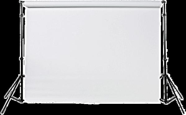 Fotobox Hintergrund Weiß