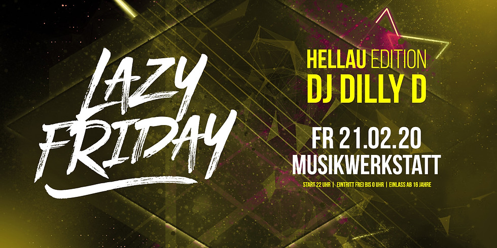 Lazy Friday – Helau Edition