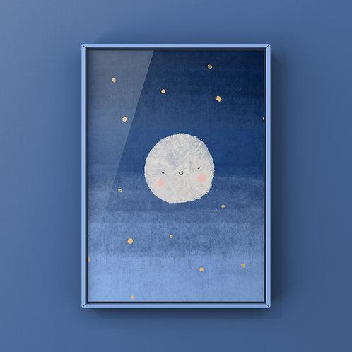 Little Blue Moon