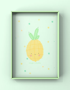 Little Pineapple
