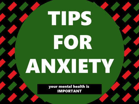 9 Tips for Anxiety