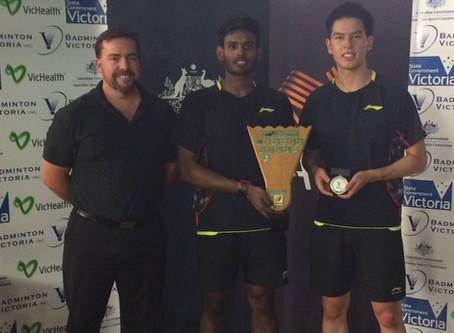Joy and Matt Wins at the Australian Nationals