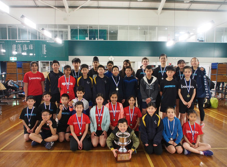 VJTC VICTORY in Under 11 and 13