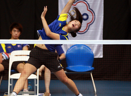 Joy Lai first win for Australia Team at Uber Cup Finals
