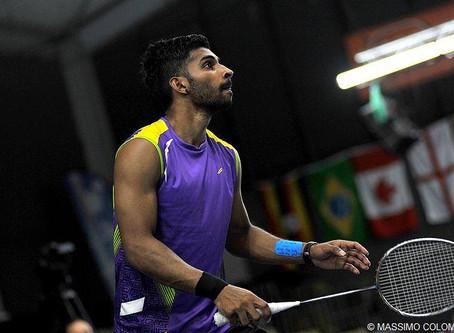 BAV's Gobinathan and Chau: Oceania Champions 2016