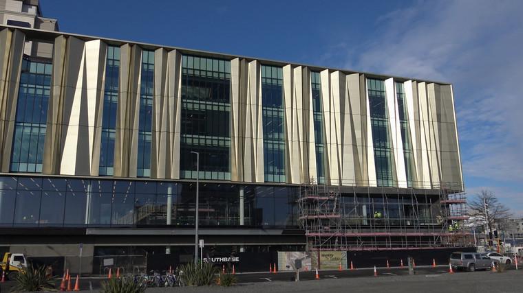 Tūranga Christchurch Central Library
