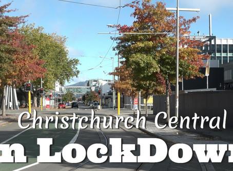 Christchurch in Lockdown