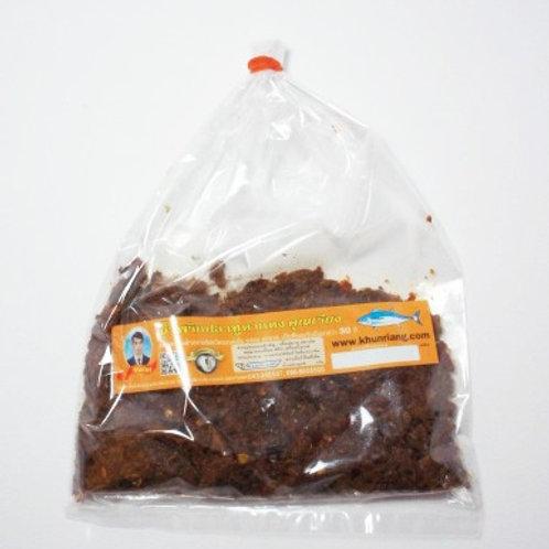 น้ำพริกปลาทูตาแดง ชนิดถุง 100 กรัม