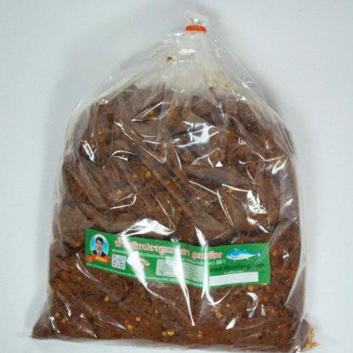 น้ำพริกปลาทูแมงดา ชนิดถุง 1000 กรัม