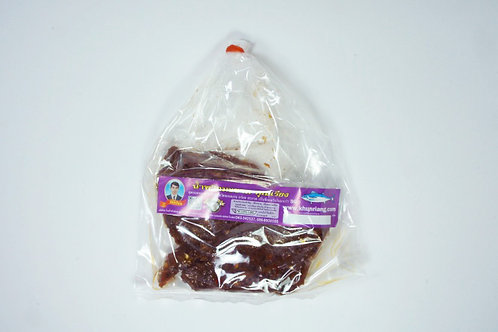 น้ำพริกมะขามปลาทู ชนิดถุง 100 กรัม
