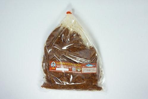 แกงไตปลาอบแห้ง ชนิดถุง 500 กรัม