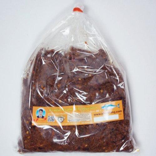 น้ำพริกปลาทูตาแดง ชนิดถุง 500 กรัม