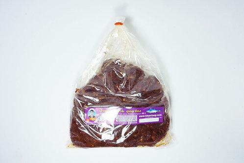 น้ำพริกมะขามปลาทู ชนิดถุง 500 กรัม