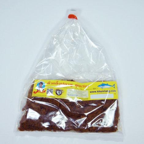 คั่วกลิ้งปลาทู ชนิดถุง 200 กรัม