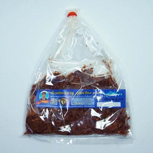 น้ำพริกปลาทู(รสดั้งเดิม) ชนิดถุง 100 กรัม
