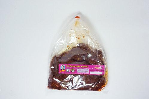 น้ำพริกปลาหมึก ชนิดถุง 200 กรัม