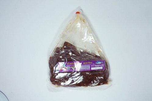 น้ำพริกมะขามปลาทู ชนิดถุง 400 กรัม