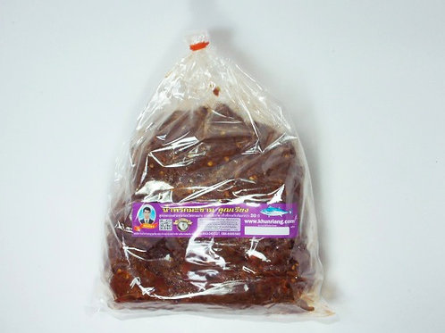 น้ำพริกมะขามปลาทู ชนิดถุง 1000 กรัม